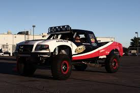 baja truck street legal sema steps up for off road enthusiasts keeping eyes on