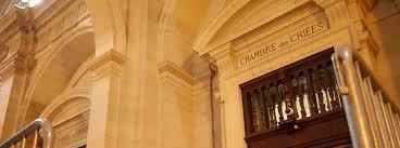 chambre d appel tribunal de correctionnel cour d appel avocat versailles
