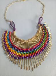 necklace wholesale images Antique tribal necklace wholesale indian fashion jewelry by eva jpg