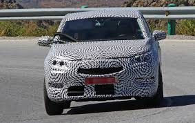 opel suv 2017 2017 opel compact suv spied testing in sunny spain autoevolution