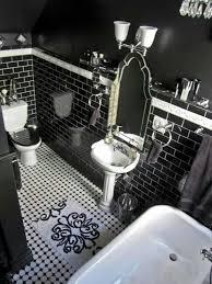 22 Dramatic Gothic Bathroom Designs Ideas Digsdigs Bathroom Design Styles