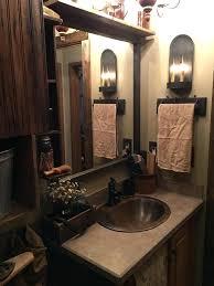 Primitive Bathroom Decor Accessories All The Best In Design