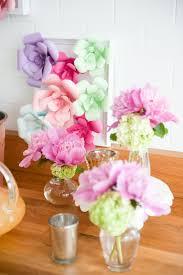 diy paper flower backdrop best friends for frosting