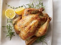 Roast Whole Chicken Herb And Lemon Roasted Chicken Recipe Grace Parisi Food U0026 Wine