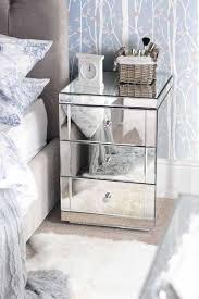 Mirrored Glass Nightstand Mirrored Glass Nightstand U2013 Interior Design Bedroom Furniture