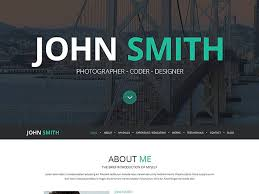 Create A Resume Online For Free And Print by 55 Best Wordpress Resume Themes 2017