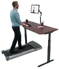 Standing Desk Treadmill Imovr Everest Treadmill Desk Workstation