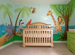 baby room ideas jungle theme