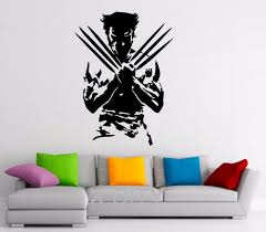 Design Wall Decals Online Compare Prices On Wolverine Decal Online Shopping Buy Low Price