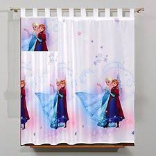 voile frozen curtains for children ebay