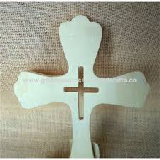 wholesaler wooden crosses wooden crosses wholesale china wooden cross kid s shaped hollowed art minds on global sources