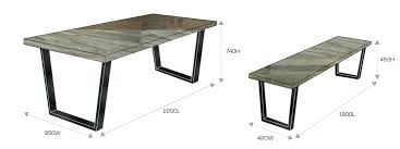 Dining Room Sets Bench Finley Home Palazzo 6 Piece Dining Set With Bench Table Sets At