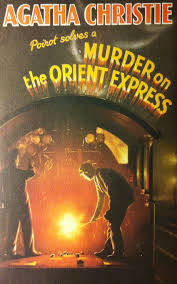murder on the orient express by agatha christie first edition dust