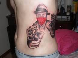 gangster tattoo art and designs page 5