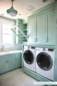home laundry room cabinets laundry furniture natural grey shaker assembled laundry room