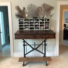 Antique Drafting Tables For Sale Antique Drafting Table Desk And Vintage Mail Sorter Furniture In