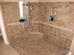 Bathroom Tiled Showers Ideas Mosaic Bathroom Tiling Ideas There Are Different Types Of Motifs