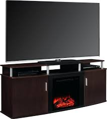 electric fireplace tv stands walmart corner stand canada home