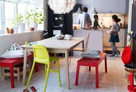 creative 2012 ikea dining room ideas with wooden dining table and
