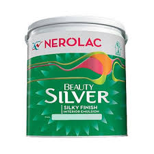nerolac beauty silver paint at rs 224 litre kansai nerolac