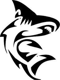 mytattoos tribal shark tattoo art design for body