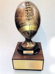 Armchair Quarterback Trophy The Accolade Your One Stop For Fantasy Football Trophies