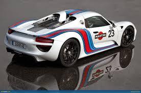 martini livery lancia ausmotive com porsche 918 spyder in classic martini livery