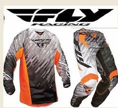 motocross pants and jersey combo fly racing motocross pants jersey combo new 38 2xl ktm orange