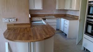 kitchen worktop ideas wood effect laminate worktops fitted with upstands jpg 4000 2248