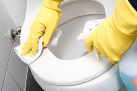 How To Clean Walls by How To Clean A Bathroom Bathroom Ideas Koonlo