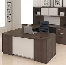704 72108uh causeway modular collection u0027u u0027 shaped office desk w