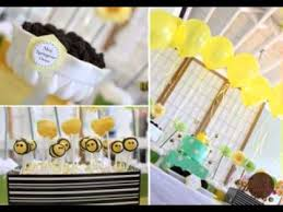 bee baby shower ideas diy bumble bee baby shower ideas