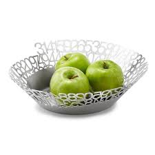 Unique Fruit Bowl Satellite Bowl Modern Design Fruit Basket Uncommongoods