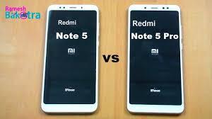 Redmi Note 5 Pro Redmi Note 5 Pro Vs Note 5 Speed Test And Compare