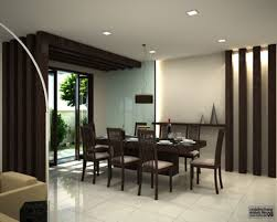 dining room marvelous curtain design modern room table decorating