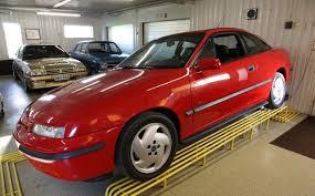 opel calibra tuning zou jij een gloednieuwe opel calibra 4 4 turbo willen autoblog nl