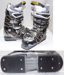 women 21241 salomon idol 85cs new womens ski boots size 22