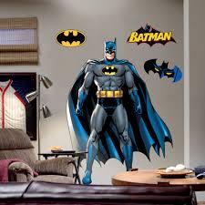 fathead super heroes batman wall decal reviews wayfair super heroes batman wall decal