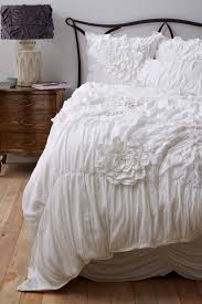 How To Make A Bed With A Duvet Georgina Duvet Cover Anthropologie