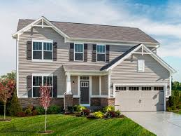 Ryland Homes Floor Plans by The Preserve At South Lake New Homes In Greenwood In 46143