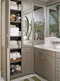 Best  Bathroom Built Ins Ideas On Pinterest Bathroom Closet - Floor to ceiling bathroom storage cabinets