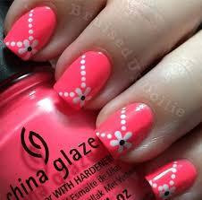 nice nail art for beginners simple nail art easy nail art