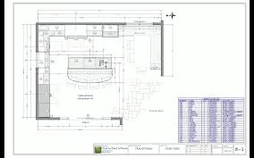 floor plan line weights fills and space planning indicators