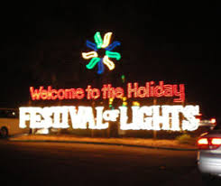 holiday festival of lights charleston festival of lights on james island