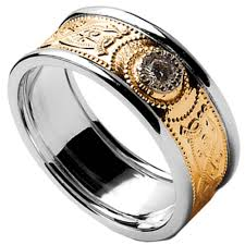 mens celtic wedding bands photo gallery of mens celtic wedding rings viewing 10 of 15 photos