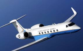 Air Force One Interior Gulfstream Aerospace Special Missions Priority Transport
