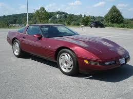 1993 corvette 40th anniversary 1993 corvette coupe for sale maryland 40th anniversary edition