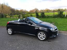 opel tigra sport 2005 vauxhall tigra sport twinsport black with leather seats mrs