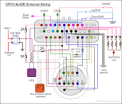 unique 4l60e transmission wiring diagram 46 for how to wire a 3