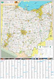 Elyria Ohio Map by Pages Ohio Transportation Map